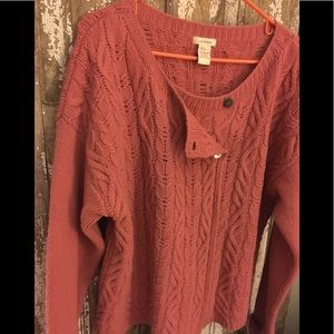 Beautiful Sundance wool sweater xl